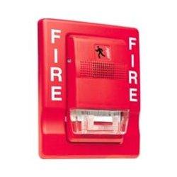 Edwards Signaling - EG1RVM - Fire Alarm, Genesis Series, Visual Warning Strobe, Wall Mount