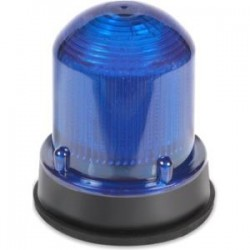 Edwards Signaling - 125LEDSB120A - 125 Led Steady Blue 120vac