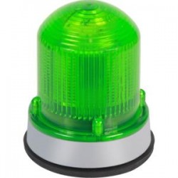 Edwards Signaling - 125STRNG120A - 125strng120a Green W/ Gry Base