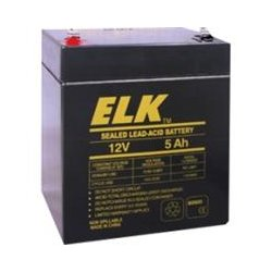 ELK Products - 1250 - ELK ELK-1250 General Purpose Battery - 5000 mAh - Proprietary Battery Size - Sealed Lead Acid (SLA) - 12 V DC