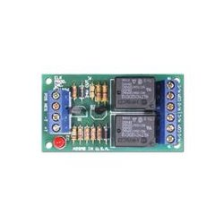 ELK Products - 924 - Elk 12/24v Sensitive Relay Module, Dpdt