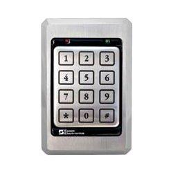 Essex Electronics - K1-34SFL - Keypad, K1, 3x4 5v-12v, Stnls Bv