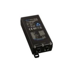 Veracity - VOR-OSP - Veracity OUTSOURCE PLUS Power over Ethernet Injector - 264 V AC Input - 56 V DC, 600 mA Output - 1 10/100Base-TX Input Port(s) - 1 10/100Base-TX Output Port(s) - 2.20 W