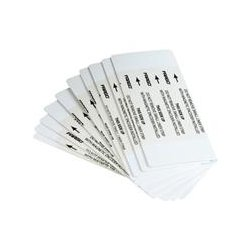 HID Global / Assa Abloy - 86131 - Fargo Cleaning Card - For Printer - 50 / Pack