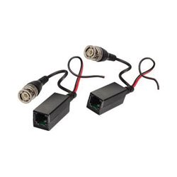 Gem Electronics - BLN-PVRJ452 - Balun, Cctv Video/ Power( Pair )