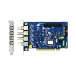 GeoVision - 55-G60EX-040 - GeoVision GV600 Video Capture card - Functions: Video Capturing, Video Recording - PCI Express - 720 x 576 - NTSC, PAL - DVI - Audio Line In - Plug-in Card
