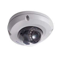 GeoVision - 125-EDR4700-0F0 - GeoVision Target GV-EDR4700-0F 4 Megapixel Network Camera - Color, Monochrome - 49.21 ft Night Vision - Motion JPEG, H.264, H.265 - 2592 x 1520 - 2.80 mm - CMOS - Cable