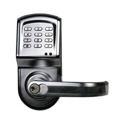 IEI - 212LS-CUS3CR-RT - Cylindrical Lock Pol Brass Rt