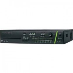 Interlogix / UTC - TVR-6016-12T - GE TruVision TVR-6016-12T DVR60 Series 16 channel + 8 IP channel Digital Video Recorder with DVD/CD drive. 12 TB hard drive