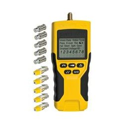 Klein Tools - VDV501-809 - Klein Tools VDV Scout VDV501-809 Cable Analyzer - Serial Port