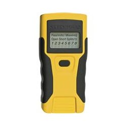 Klein Tools - VDV526-052 - Klein Tools VDV526-052 LAN Scout Junior Cable Analyzer - 4Number of Batteries Supported