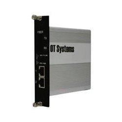 OT Systems - ET2111-A-CM - OT Systems ET2111-A-CM Switching Module - 2 x 10/100Base-TX LAN, 1 x 100Base-FX100 Mbit/s