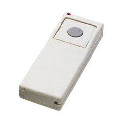 Linear - TX-91 - 1.6 x 0.1 x 4.2, 3-Channel Handheld Transmitter with Transmission Range of 1500 ft.