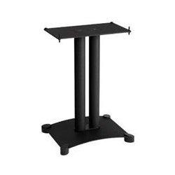 Sanus Systems - SFC22b - Sanus SFC22b Foundations Speaker Stand - Steel - Black