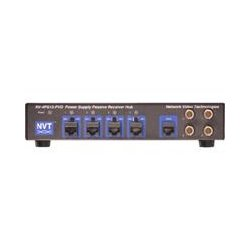 Network Video Technologies (NVT) - 4PS13-PVD - Power Supply Passive Recvr Hub