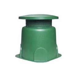 OEM Systems - SS-84-S - OEM Systems SS-84-S Outdoor Speaker - 2-way - Green - 4 Ohm