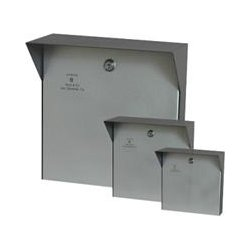 Pach and Company / AeGIS - UPMGBL - Pach and Company Mounting Box for Card Reader - Steel