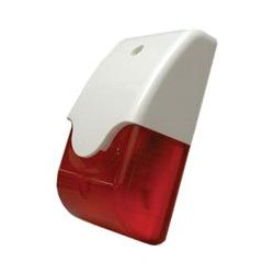 ATW Security / Mascon - POINTER - ATW Security POINTER Indoor/outdoor siren/strobe combination-red strobe