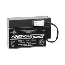 Power-Sonic - 1200084202 - 12v 0.8ah Sla Battery