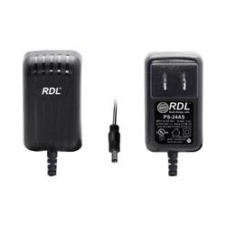 Radio Design Labs (RDL) - PS24AS - RDL PS-24AS AC Adapter - 110 V AC, 220 V AC Input Voltage - 500 mA Output Current