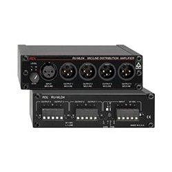 Radio Design Labs (RDL) - RUMLD4T - RDL RUMLD4T Audio Amplifier - Audio Line In - Audio Line Out