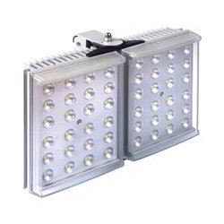 Raytec - RL200-AI-50 - RAYLUX 200, Adaptive Illumination - Double Panel - High Voltage- Includes Standard PSU 75W; 50-100 degree