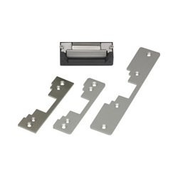 SECO-LARM - SD-996C-NUQ - Seco-Larm SD-996C-NUC Electric Door Strike, Universal door strike with 3 face plate options