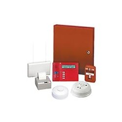 Honeywell - V32FB-9COM - Honeywell V32FB-9COM Universal Alarm Control Panel