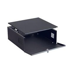 Video Mount Products - DVR-LB1 - VMP DVR-LB1 Lockbox - Black