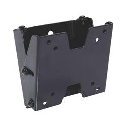 Video Mount Products - FPSFTB - VMP FP-SFT Wall Mount for Flat Panel Display - 10 to 23 Screen Support - 25 lb Load Capacity - Black