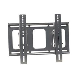 Video Mount Products - LCD-MIT-FT - VMP LCD-MID-FT Wall Mount for Flat Panel Display - 27 to 42 Screen Support - 100 lb Load Capacity - Silver