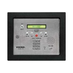 Viking - AES-2000F - Viking Electronics AES-2000F Intercom Master Station