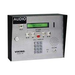 Viking - AES2000S - Viking Electronics AES-2000S Intercom Master Station