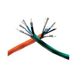Honeywell - 50515003 - Genesis 50515003 Cat.5e Cable - Category 5e - 500 ft - Bare Wire - Bare Wire - Shielding - Orange