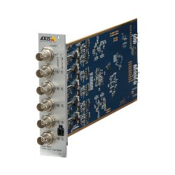 Axis Communication - 5026461 - T8646 Poe+ Over Coax Blade Ethnt Ovr Coax Blade 6ch Poe Coax