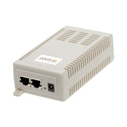Axis Communication - 5500-001 - AXIS T8127 Power over Ethernet Splitter - 24 V DC Output - Ethernet Input Port(s) - Ethernet Output Port(s) - 60 W