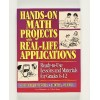 John Wiley & Sons - 787981796 - BOOK HANDSON MATH: PROJECTS W/REAL LIFE (Each)
