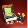 Industrial Fiber Optics - 45-600 - LAB ACT STUD. LASER OPTICS EXERCISE KIT LAB ACT STUD. LASER OPTICS EXERCISE KIT (Each)