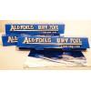 All-Foils - X11220118-PACKOF3 - FOIL CLEANROOM .001X18INX500FT (Pack of 3)