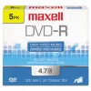 Maxell - MAX638000 - Maxell DVD-R Recordable Disc (Each)