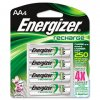 Energizer - EVENH50BP2 - Energizer e² NiMH Rechargeable Batteries (Pack of 2)