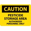 National Marker - D434P - NMC Hazardous Material Signs (Each)