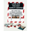 National Marker - LOTO - Lockout Station Center Only (Each)