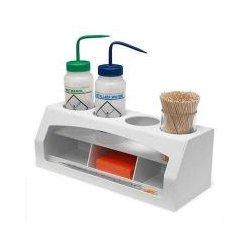 Vwr - 10031-834-each - Vwr - Wash Bottle Holder W Strg (each)