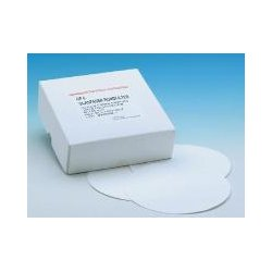 Whatman / GE Healthcare - 10370007 - Grade GF 6 Filter for Water and Wastewater Analysis, 125 mm circle (100 pcs)