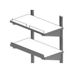 Kloppenberg & Co. - Brkt-be - Wall Shelving Brackets Brkt-be (pack Of 1)