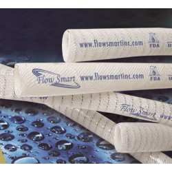 Flow Smart - ASFH-1500-A - ASFH Fabric Reinforced Silicone Hose, FlowSmart (Each)