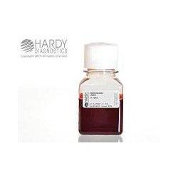 Hardy Diagnostics - 270100 - Blood, horse, laked, 100ml, screw cap