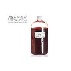 Hardy Diagnostics - DSB1 - Blood, sheep, defibrinated, 1L, screw cap
