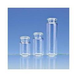 Ace Glass - 5707-06 - VIALS HDSPACE 10ML FLT BTM STD (Case of 1000)